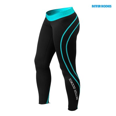 Athlete Tights Aqua