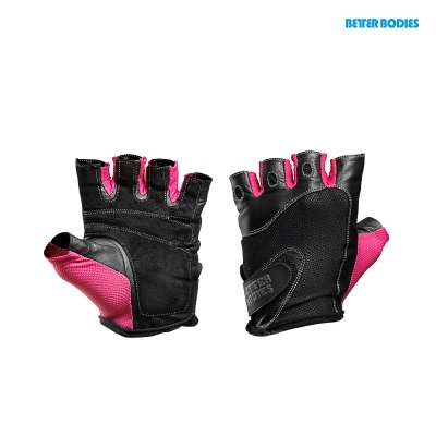 BB Fitness glove pink